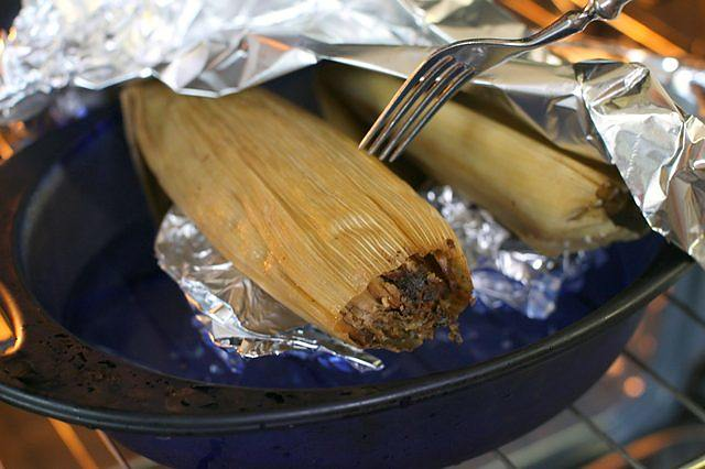 check your tamales