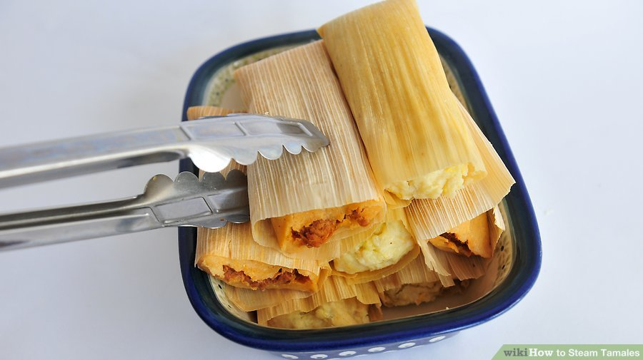 how to reheat tamales in four ways