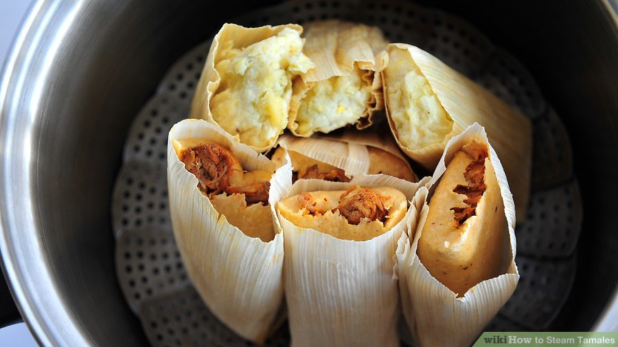 how to reheat tamales in steamer