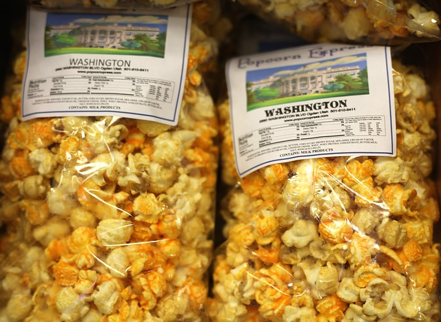 best popcorn kernels packaging