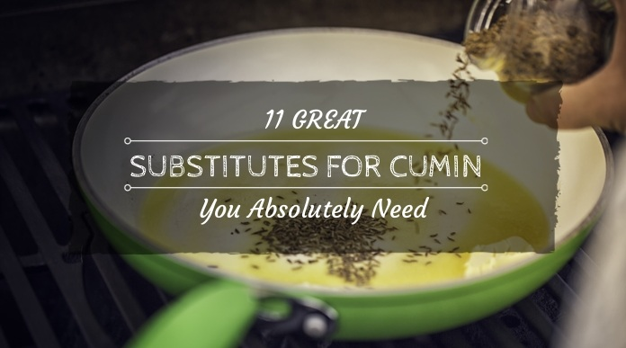 substitute for cumin