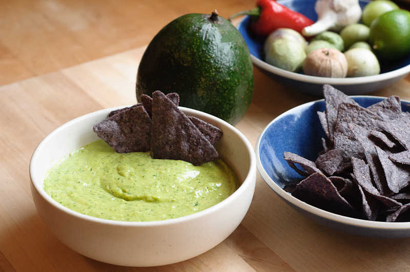 Avocado-Tomatillo-Salsa