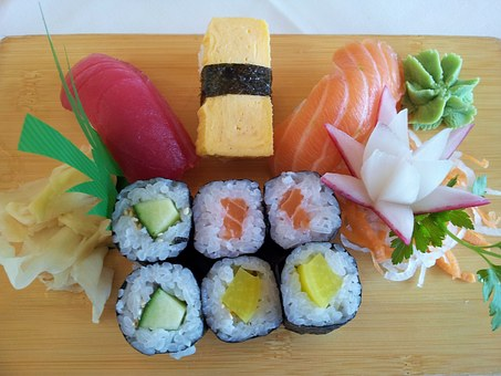 The Other Way of Altering Sushi Taste.
