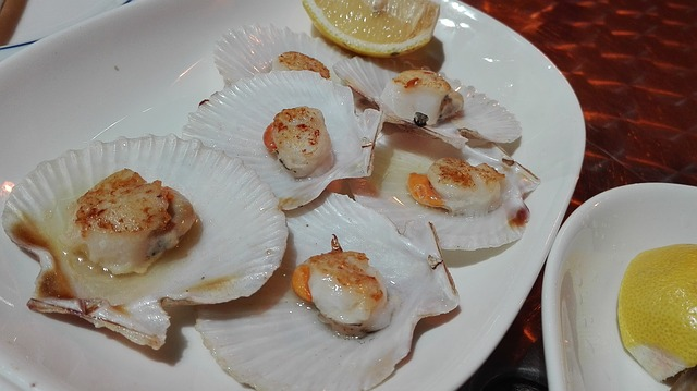 Types Of Scallops