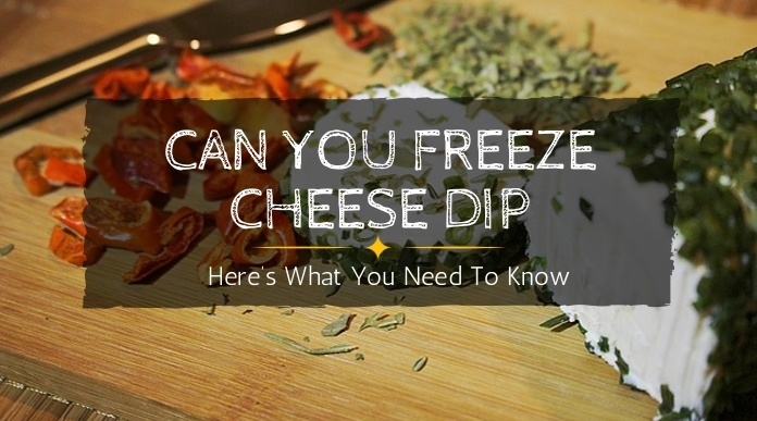 Can You Freeze Cheese Dip