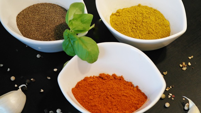 Ground Cumin And Chili Powder